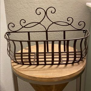 Other - Metal Wall Basket
